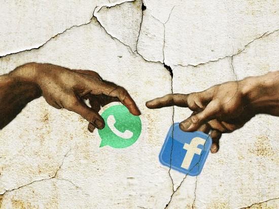 image:¿Seguro que Whatsapp no acabará compartiendo los datos de sus usuarios con Facebook? Nosotros creemos que sí