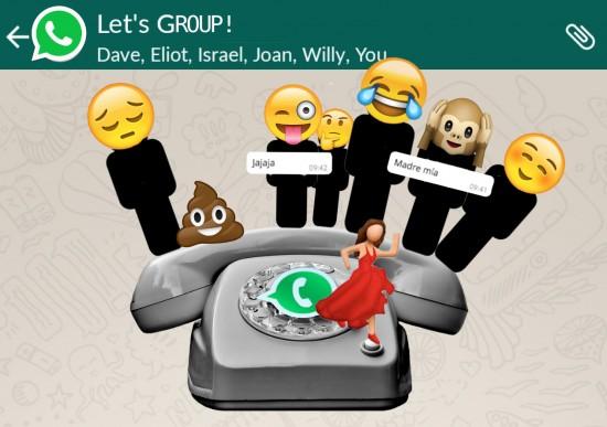image:Ojo con con abrir grupos de WhatsApp sin consentimiento previo de sus miembros