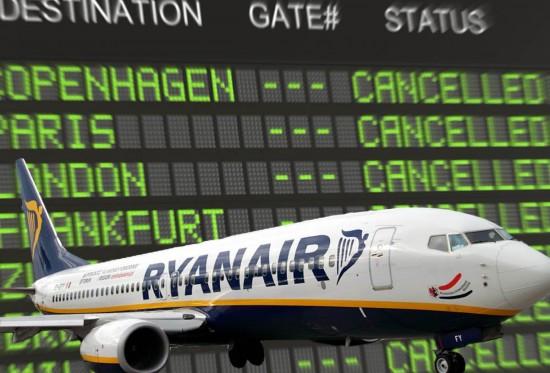 image:Huelga de Tripulantes de Cabina de Ryanair convocada para los días 25 y 26 de julio