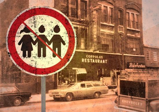 image:¿Pueden los restaurantes vetar la entrada a niños?